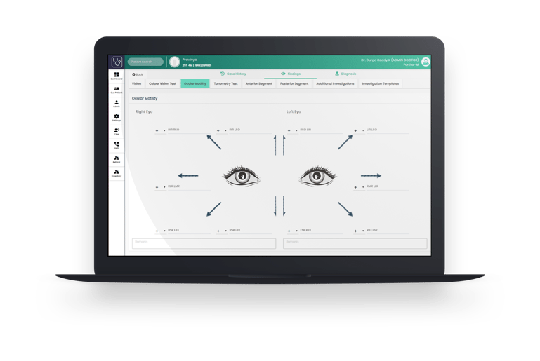 Ophthalmology EMR Software